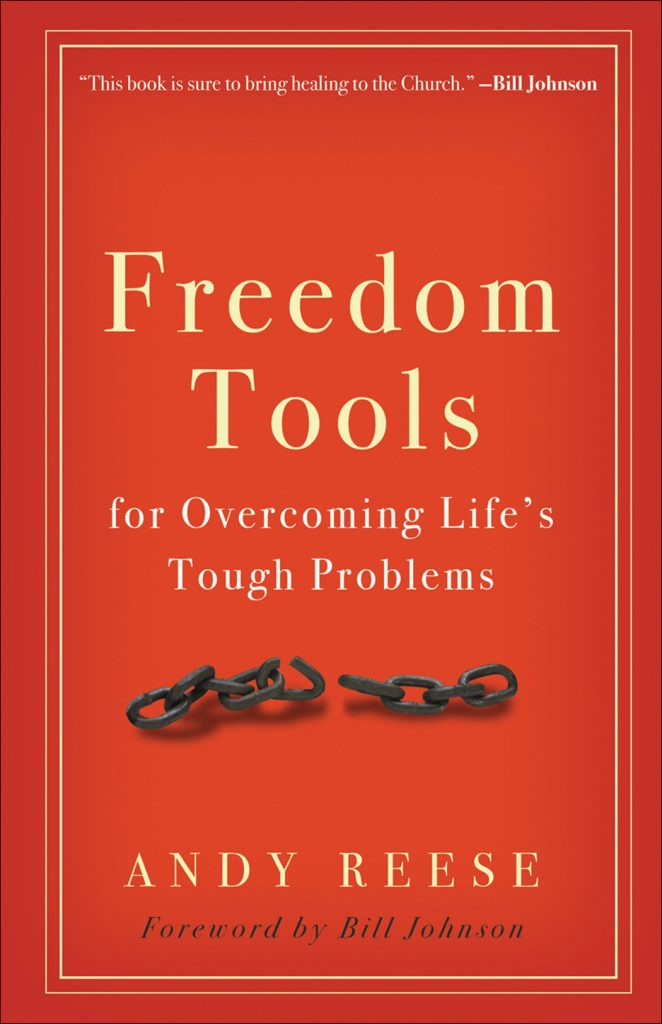 Freedom Tools - Andy Reese - Buy Christian Books Online here